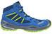 Lowa Simon II GTX QC Shoes Junior blau/limone